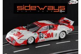 Ferrari 512 BB Ch. Pozzi JMS Racing Le Mans 1979