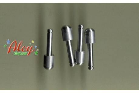 Arm cushion PHANTOM Raid 1/32 aluminum (x 4)