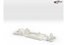 3DP SLS chassis for Ferrari 512 Fly