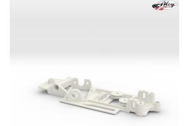 3DP SLS chassis for Citroen DS3 WRC SCX