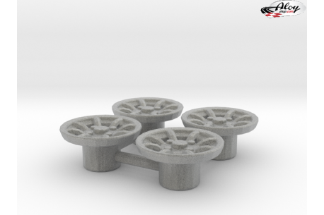 Ferrari classic wheel inserts