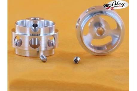 Aluminum light rim