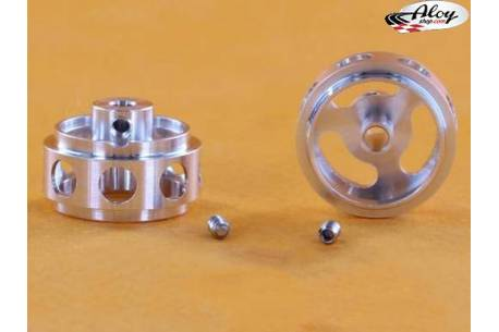 Llanta aluminio aligerada