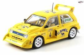 Mg Metro 6R4 Rally Canarias 1991