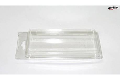 Caja plástico 160 x 70 x 30 mm.