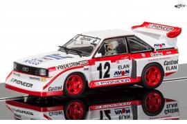 Audi Sport Quattro E2 Rally Cross Sweden 1990