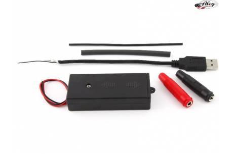 Soporte de batería para mando SCP oXygen