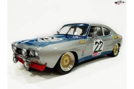 Ford Capri 2600 RS Chrono 1st. 24 h. Spa 1971