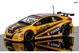 BTCC Honda Civic Type R