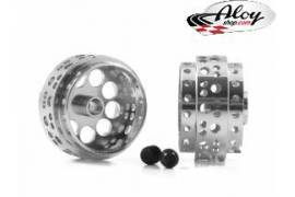 Aluminium wheel Lightweight V. 2 with M2.5 screw