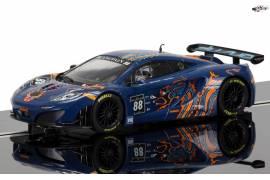 McLaren 12C GT3 Macau GT Cup 2014
