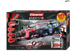 Carrera GO!!! Plus Circuito Flying Lap
