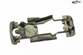 Chasis 3DP para Aston Martin DBR9 SCX bancada Slot.It