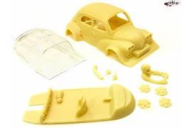Kit Renault 4CV resina cruda