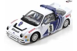 Ford RS200 Rallye Suecia 1986