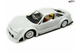 Opel Calibra V6 white kit