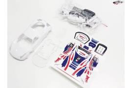 Carroceria GT3 Italia Silver Kit Momo