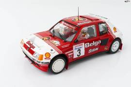 Peugeot 205 T16 Evo 1 24 heures d'Ypres 1985