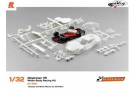 A7R GT3 White Racing Kit Anglewinder