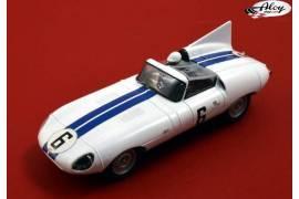 Jaguar E 2A Le Mans 1960