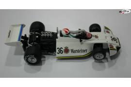 Brabham BT44 Warsteiner No. 36 GP Alemania 1975