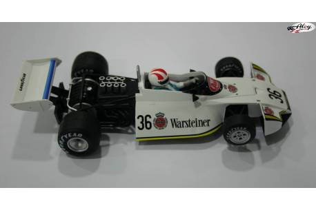 Brabham BT44 Warsteiner No. 44