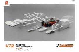Peugeot 208 Rally White Racing Kit