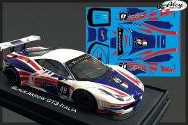 GT3 Italia Silver Kit Momo