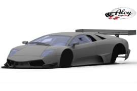 Carroceria GT3 Italia Stanley