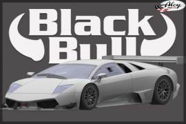 Kit Black Bull blanco completo