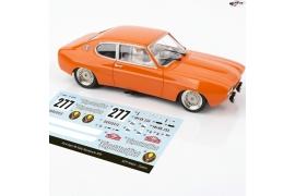 Ford Capri RS Chrono Montecarlo 1973 n. 203