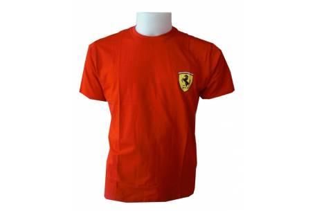 T-shirt red Ferrari T.XXL