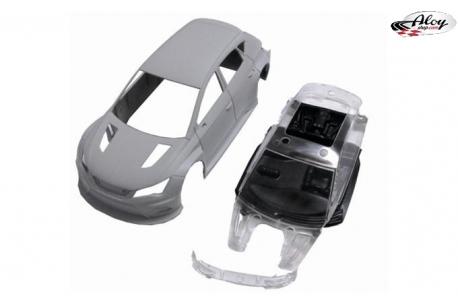 White body kit Seat Leon Cup Racer