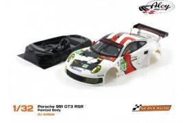 Body Porsche 991 RSR nr 92 24 h. Le Mans 2013 con lexan