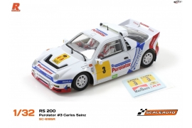 Ford RS200 Sweden Rallye 1986
