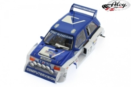 Body Mg Metro 6R4 Donegal Rally 2006 nº3 McRae-Grist