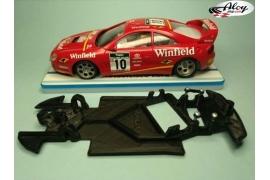 Chasis angular Black 3DP Toyota Celica GT4 ST205 Ninco