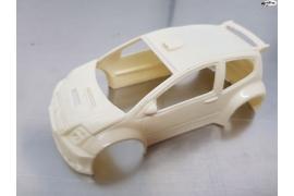 Citroen C2 S1600 (Kit body in resin for paint) 1/24