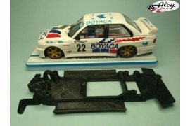 Chasis lineal Black 3DP Hyundai Accent WRC Scalextric