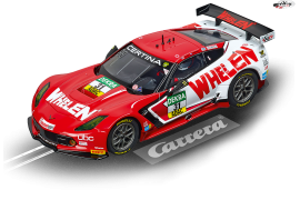 Chevrolet Corvette C7 n. 31 Whelen Callaway Competition