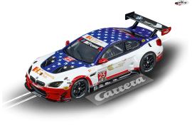 BMW M6 Team RLL n. 25