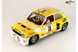 Renault 5 Turbo Tour de Corse 1984