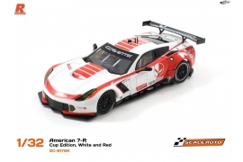 A7R GT3 Cup Edition White/Red