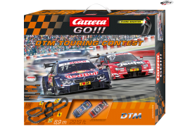 Carrera GO!!! Plus Circuito DTM Trophy