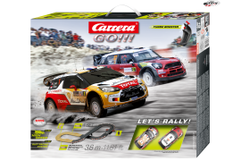 Carrera GO!!! Let's Rally!