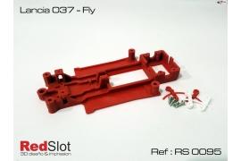 Chasis en línea 3DP Alpine A310 Avant Slot