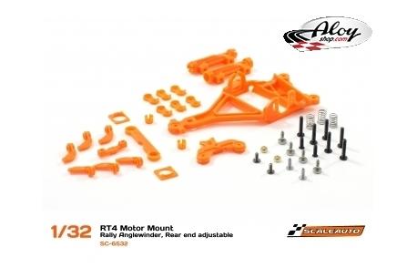 Motor mount AW RT4 GT adjustable rear axle