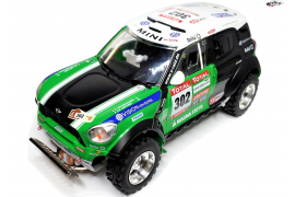 BASIC Mini Dakar 2012 Peterhansel