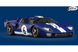 Ford GT40 MKII Qualification Le Mans 1966