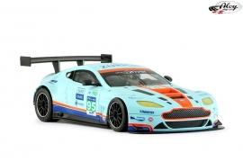 Aston Martin V8 Vantage GTE Gulf 24 h. Le Mans 2015